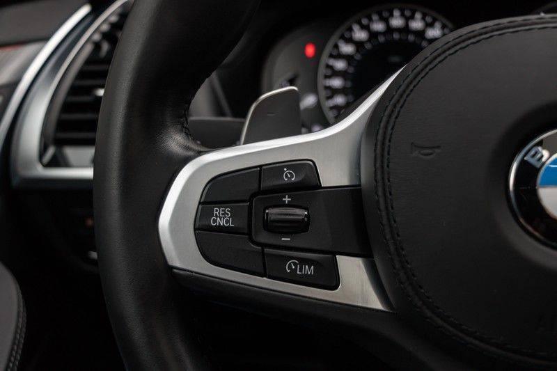 "BMW X3 M40i xDrive 360pk Panoramadak VirtualCockpit ShadowLine Sportleder Hifi AmbientLight 20"" Camera ParkAssist Pdc afbeelding 19"