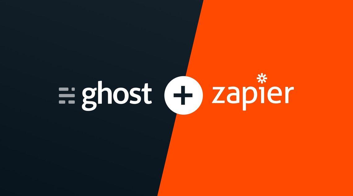 Ghost Zapier Integration