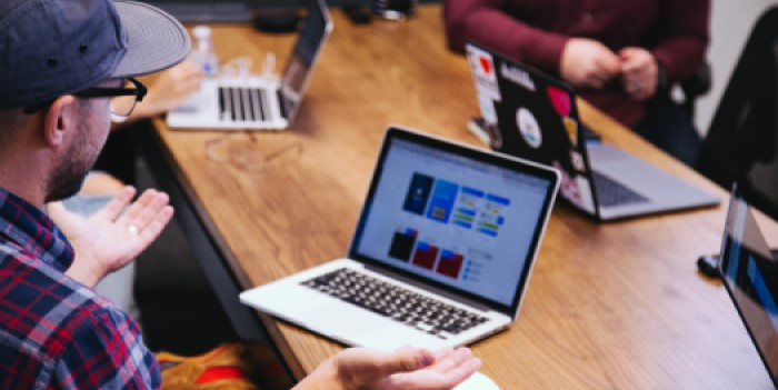Designer Bookmark App