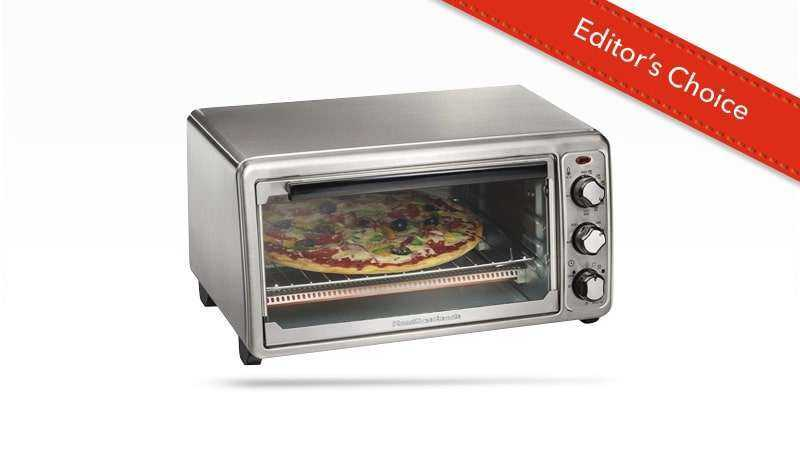 Hamilton Beach 31511 Toaster Oven, Stainless Steel