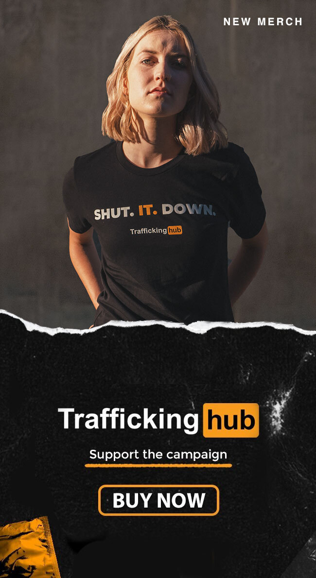 New Traffickinghub Tee available.