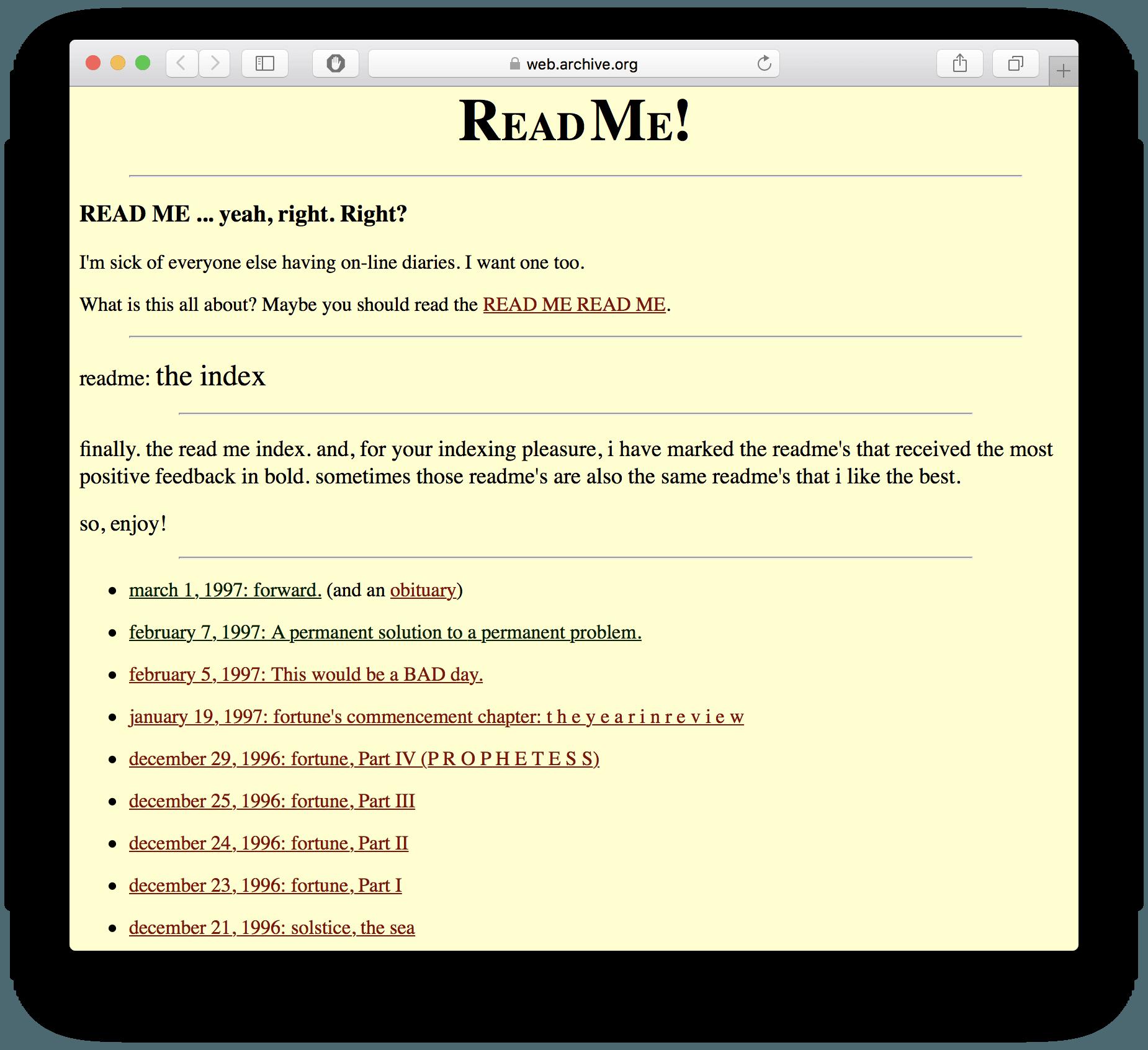 homepage_diary
