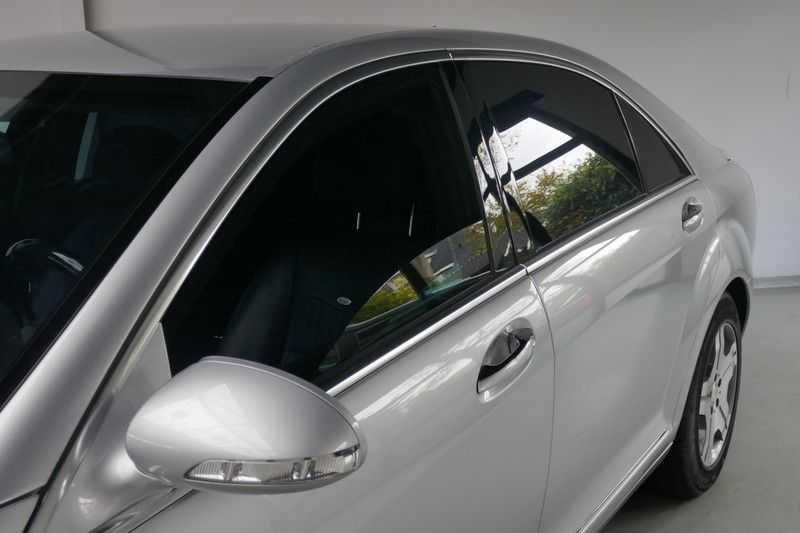 Mercedes-Benz S-Klasse 600 GUARD VR7 afbeelding 12