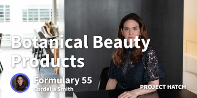 featured image thumbnail for post How We Built a Botanical Beauty Store and became Unintentionally Known For Our Wrapping Paper