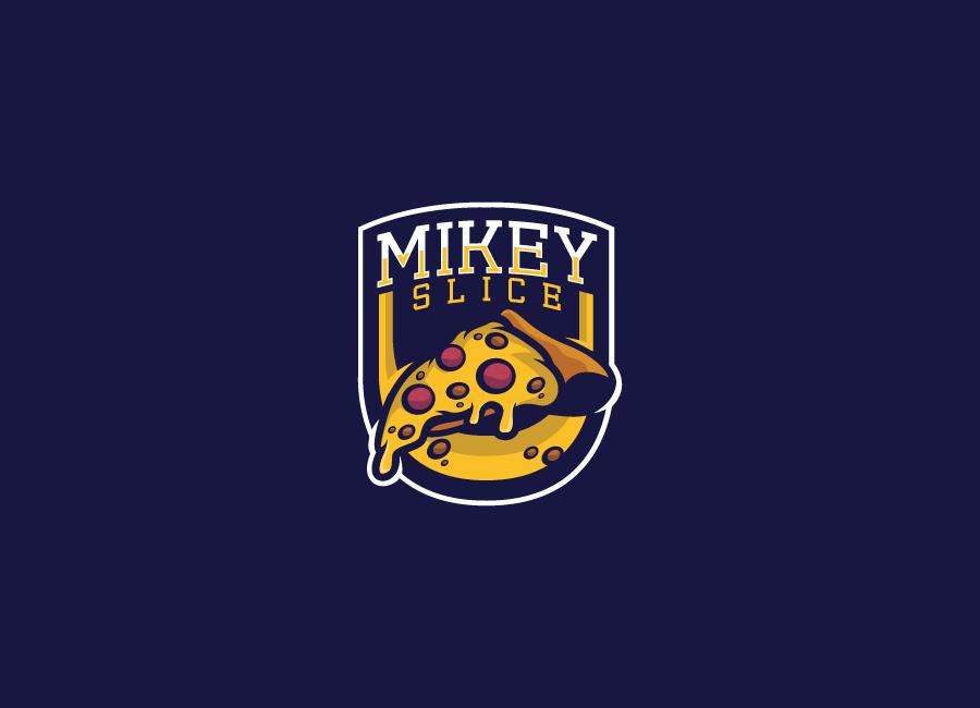 MikeySlice logo