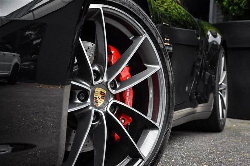 Porsche 911 4S SCH.DAK+4WSTURING+CARBON+ACC+MATRIX LED afbeelding 18