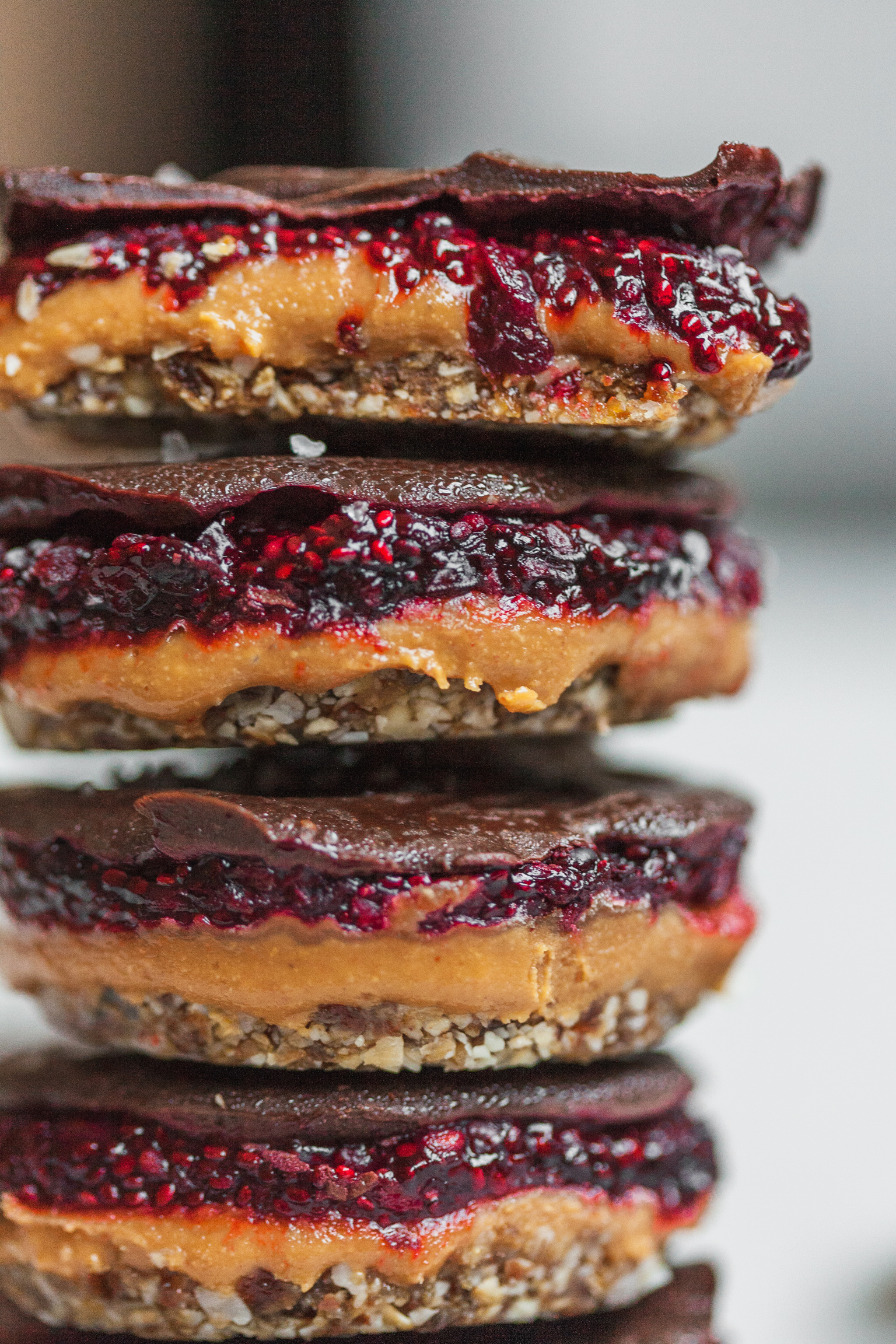 No Bake Peanut And Butter Jelly Tarts