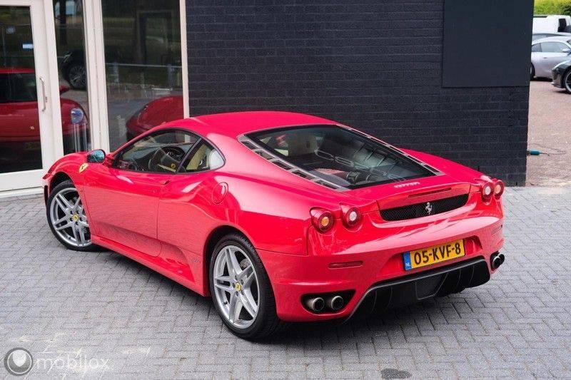 Ferrari F430 4.3 V8 | F1 | Rosso Scuderia afbeelding 6