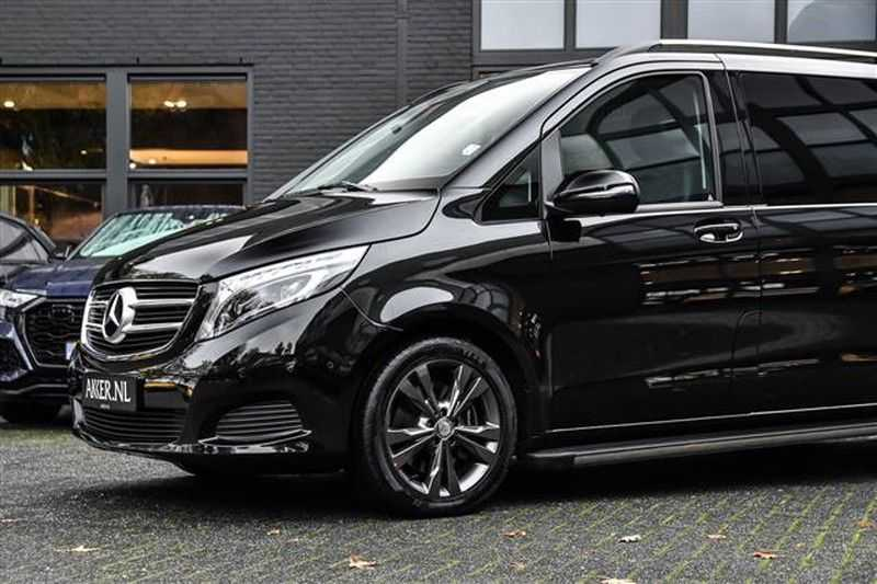 Mercedes-Benz V-Klasse V250D LANG VIP TV+4X CAPTAIN SEATS+CAMERA afbeelding 4