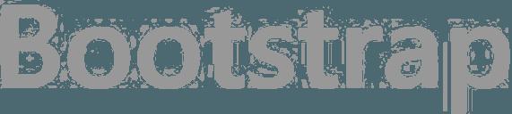 Bootstrap framework logo