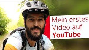 Mein erstes Video auf YouTube 😅 Ich starte einen YouTube Kanal | MTB VLOG