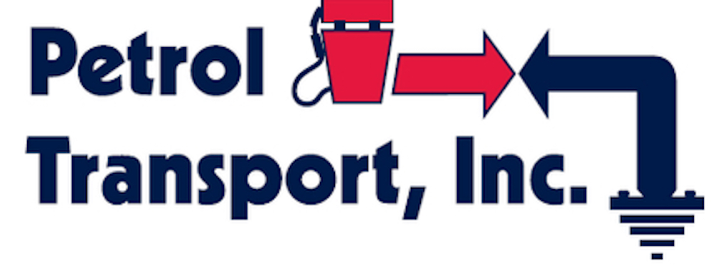 Petrol transport logo