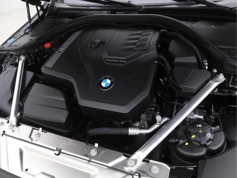BMW 4 Serie Coupé 420i High Executive M-Sport Automaat afbeelding 10