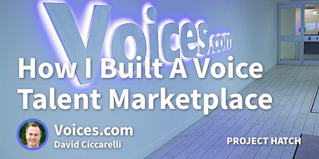 voices.com david ciccarelli