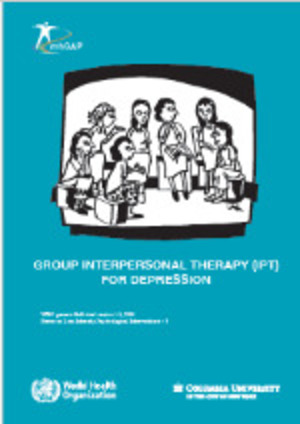 Group Interpersonal Therapy for Depression