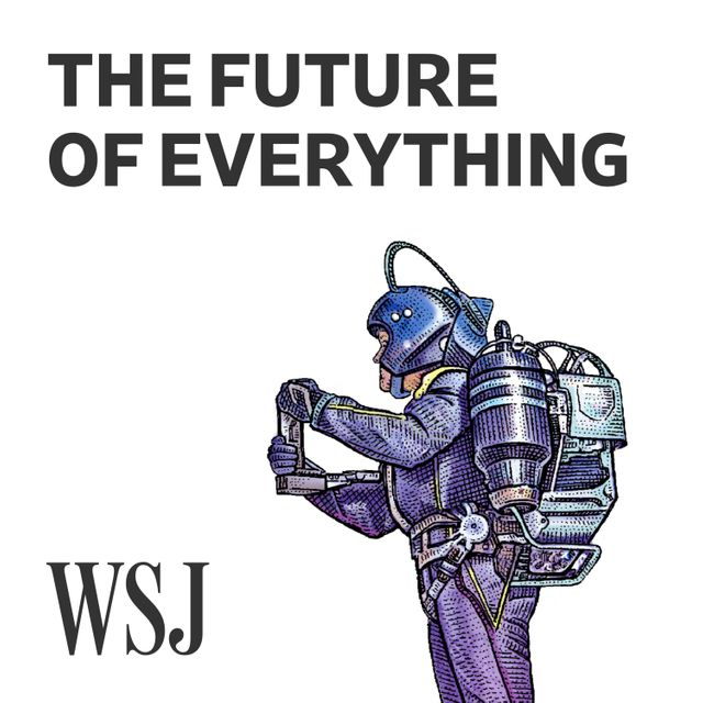 podcast cover of The Future of Everything by The Wall Street Journal
