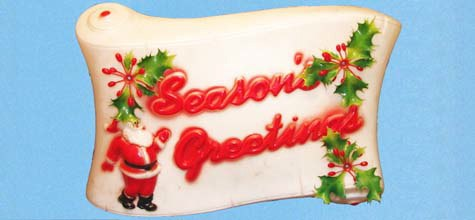 Season's Greetings Scroll photo
