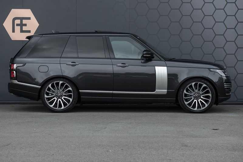 Land Rover Range Rover 4.4 SDV8 Autobiography Head Up, Adaptive Cruise Control, Stoel Verwarming / Koeling, Massagestoelen, afbeelding 3