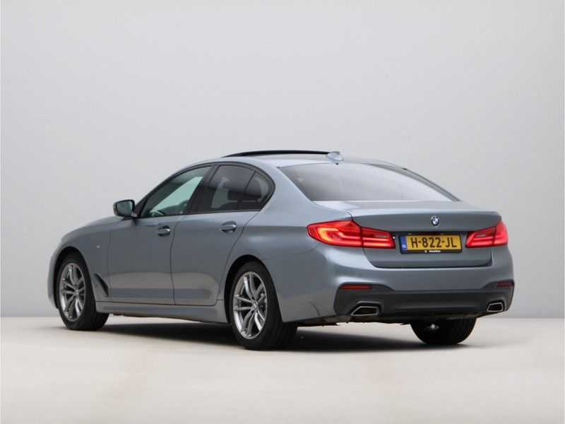 BMW 5 Serie 530i Aut. High Exe M-Sport afbeelding 10