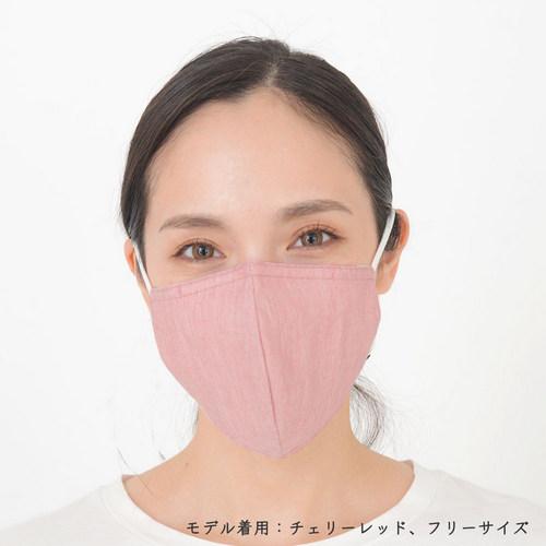ファブリックケアマスク OCレッドモデル1
