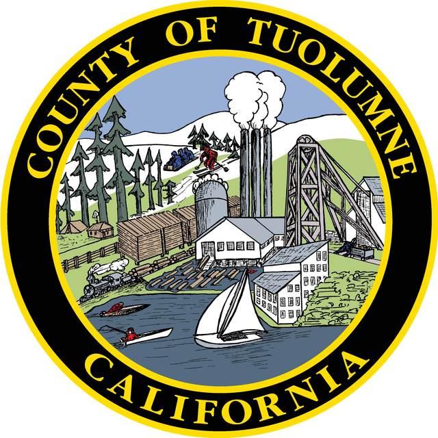 logo of County of Tuolumne