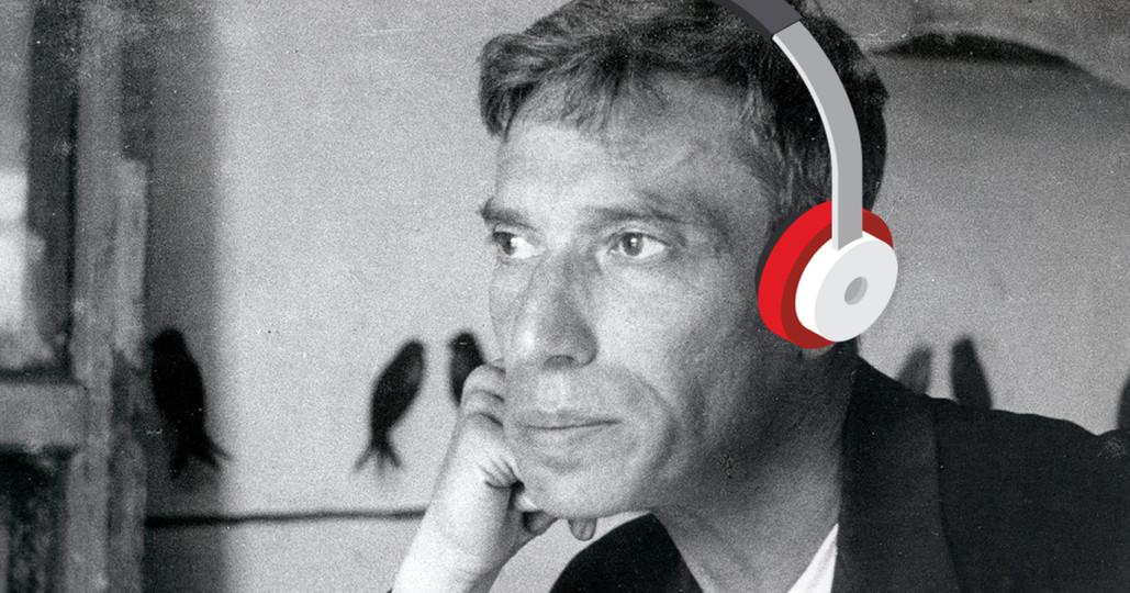 Борис Пастернак. Иллюстрация: Букмейт