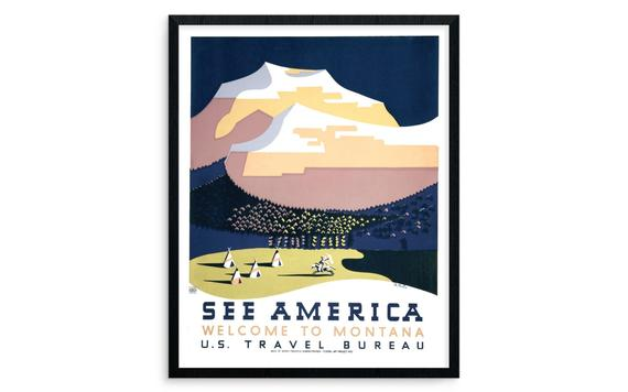 See America - Welcome to Montana
