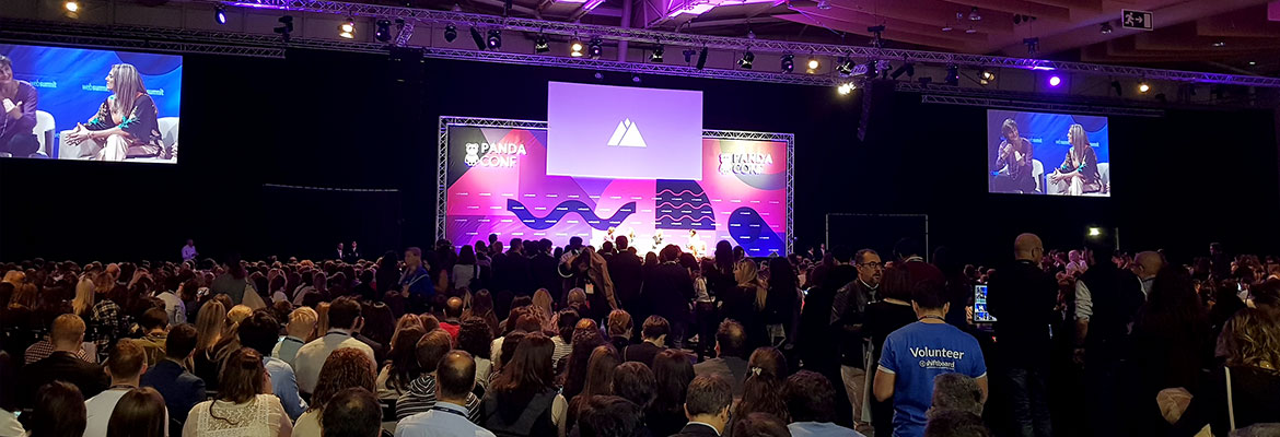 Web summit is the largest it conference in Europe