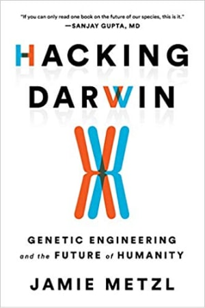 Hacking Darwin Book Cover