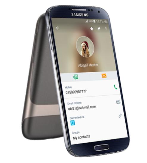 Address Book Samsung Phone
