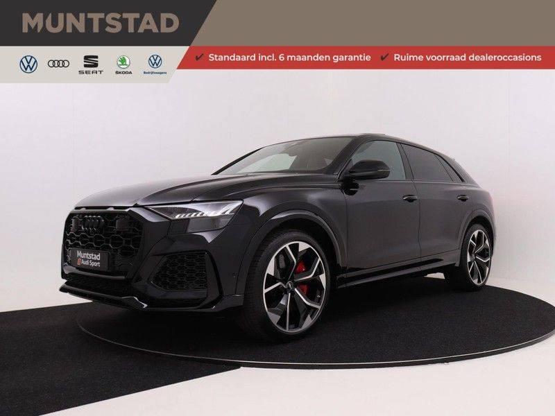 Audi RSQ8 4.0 TFSI 600 pk RS Q8 quattro | Pano.Dak | Carbon | Trekhaak | Keyless-Entry | 360Camera | B&O Sound | Alcantara | afbeelding 1