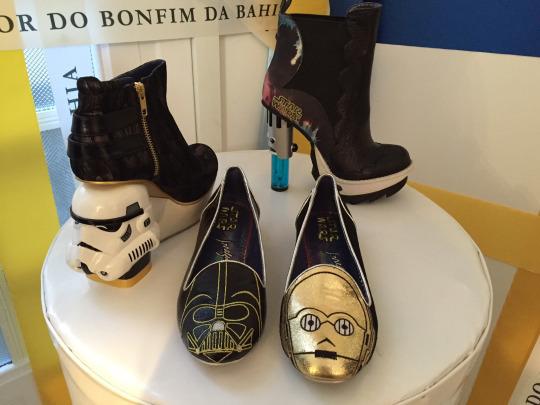 zapatos starwars