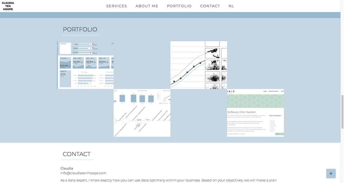 A case study from Claudia ten Hoope's data analytics portfolio