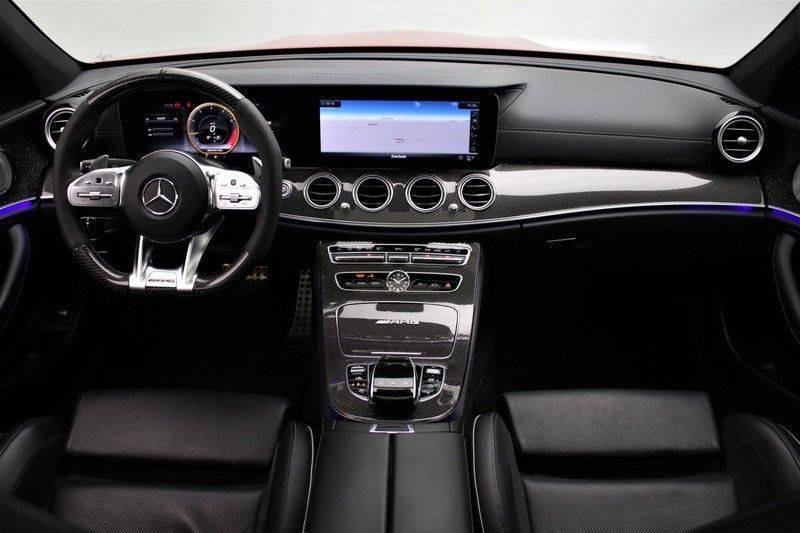 Mercedes-Benz E-Klasse 63 S AMG 4Matic-plus kuipstoelen pano carbon afbeelding 5