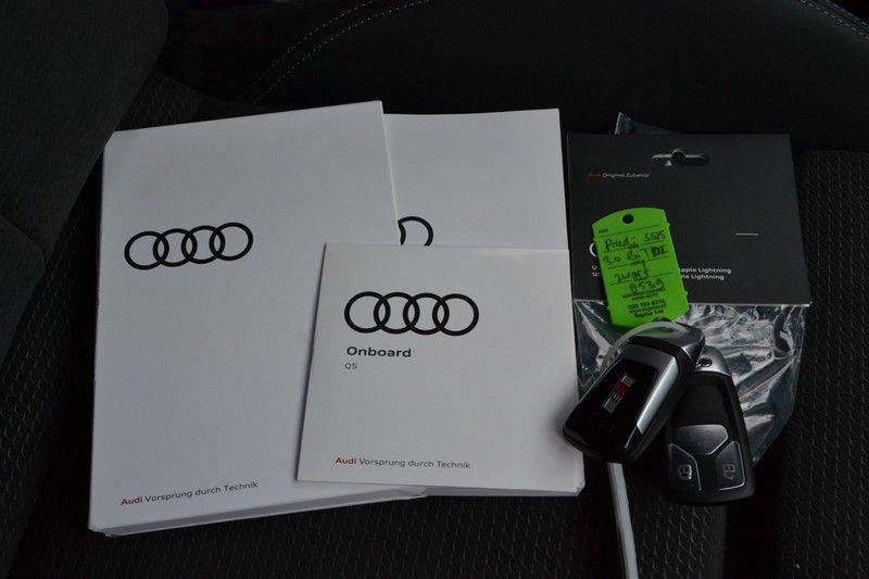 Audi SQ5 3.0 BiTDI 347pk quattro Trekh ACC HUD m-LED Topview Black-Opt afbeelding 23