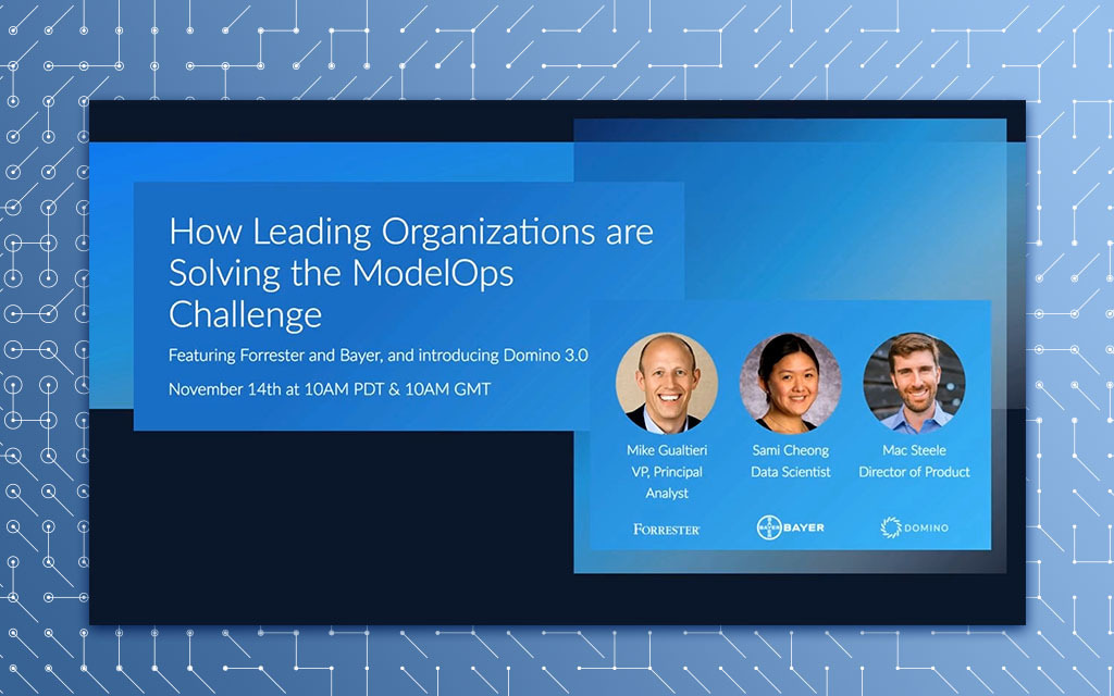 How Leading Orgs are Solving the ModelOps Challenge