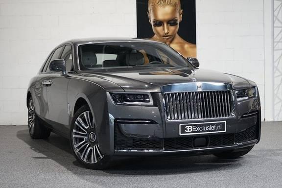 Rolls-Royce Ghost 6.75 V12 Nieuw model, Starlight Headliner, Bespoke audio