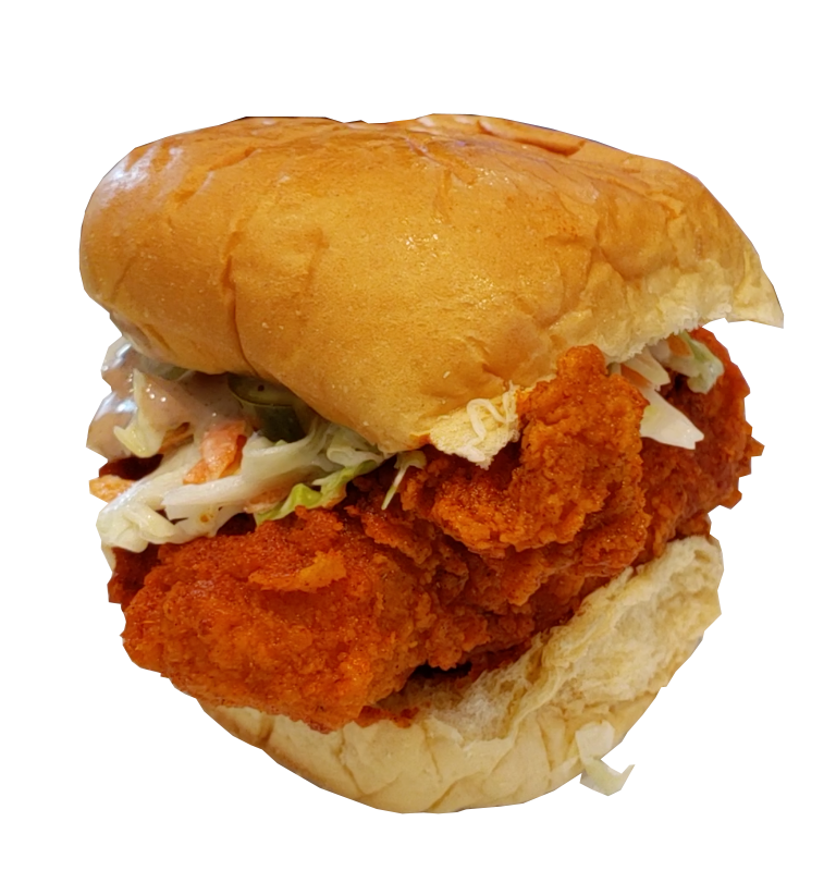 Hotboys Fried Chicken Sandwich