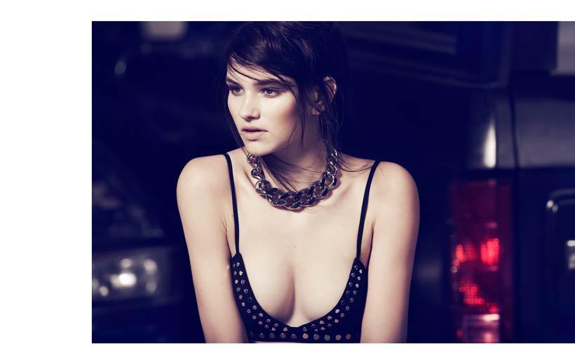 Elisabetta Cavatorta Stylist - Sven Baezinger - Grazia