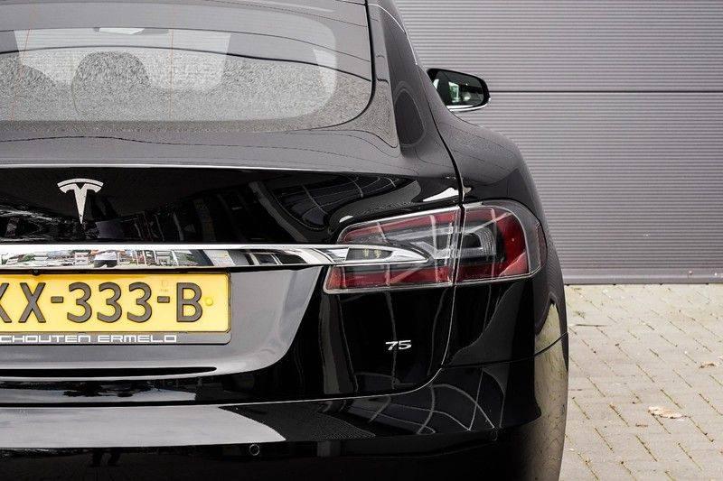 Tesla Model S 75 Autopilot Free Charging Navi Leer Camera afbeelding 16