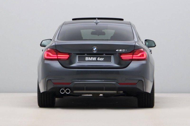 BMW 4 Serie Gran Coupé 420i High Executive M-sport afbeelding 8