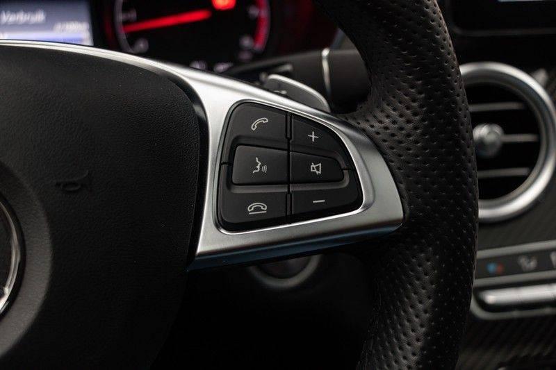 "Mercedes-Benz GLC GLC43 AMG 367pk 4Matic Panoramadak Luchtvering Nightpakket Distronic Keyless Burmester Sportleder+Memory Carbon AmbientLight ComandOnline 21"" Parktronic 360Camera Pdc afbeelding 23"