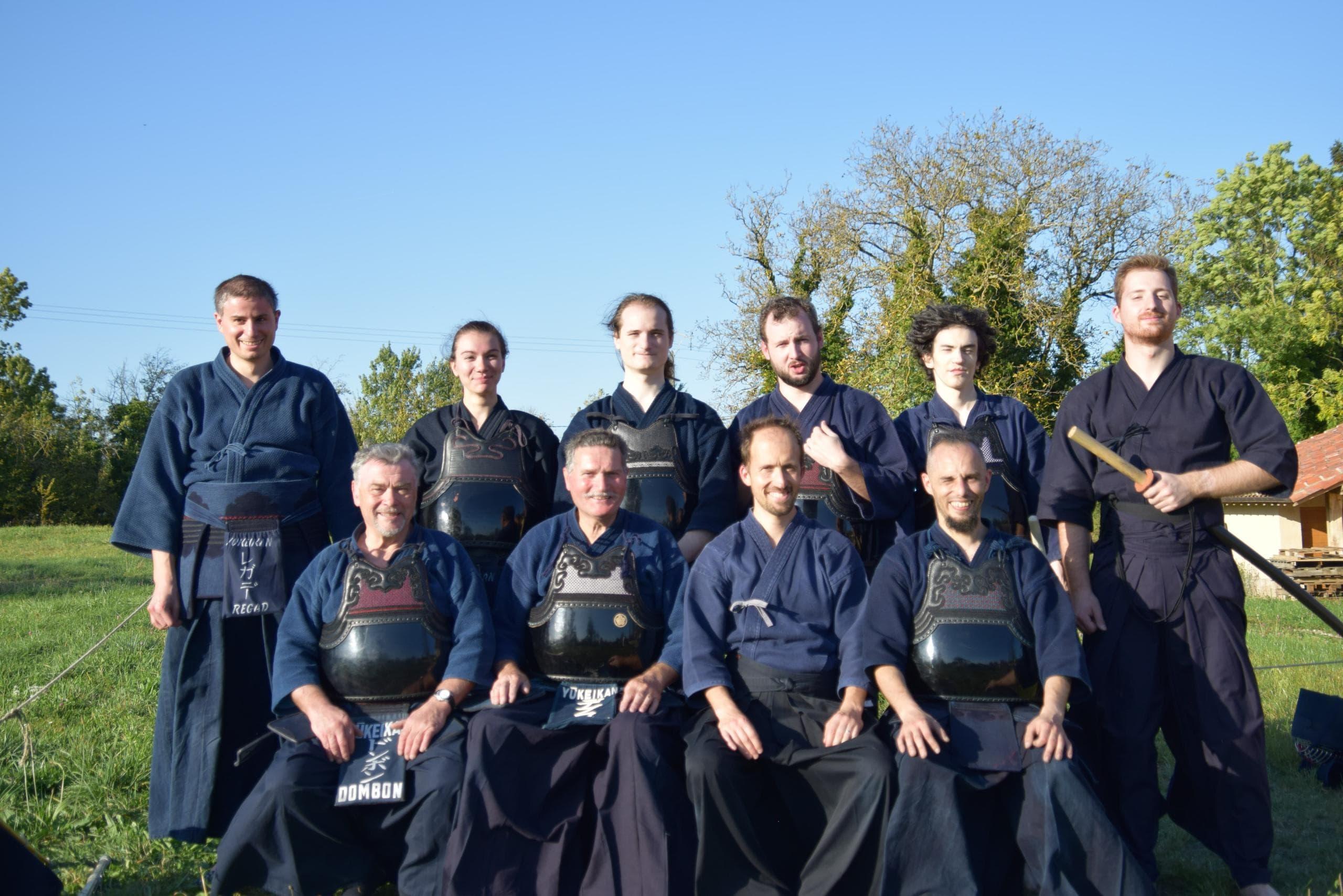 groupe de Kendo