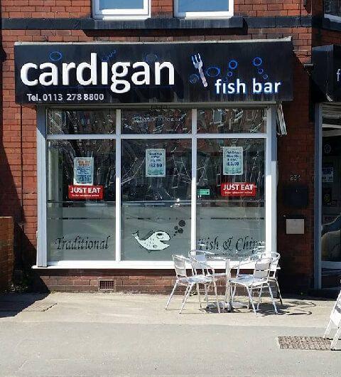 Cardigan Fish Bar