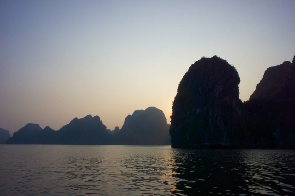 Ha Long Bay (x4)