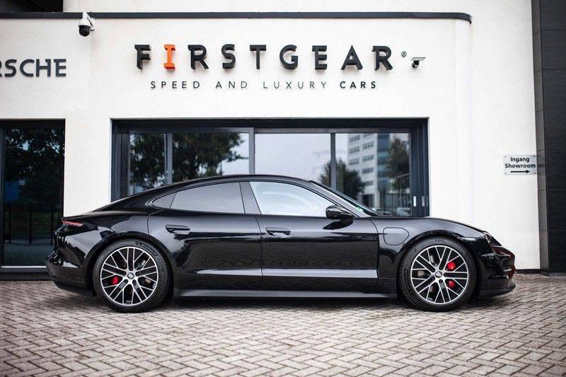 Porsche Taycan 4S Performance 84 kWh *Prijs Ex. BTW / BOSE / ACC / Sport Chrono / HUD* afbeelding 3