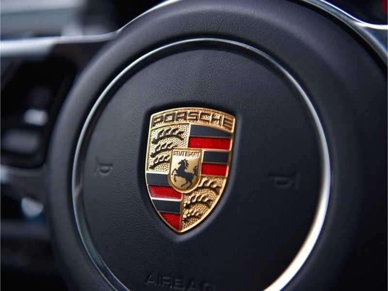 Porsche Macan 3.6 Turbo PDK 400pk Lucht Carbon Pano Zetels-18-weg Alcant.hemel Led Leder-dash afbeelding 15