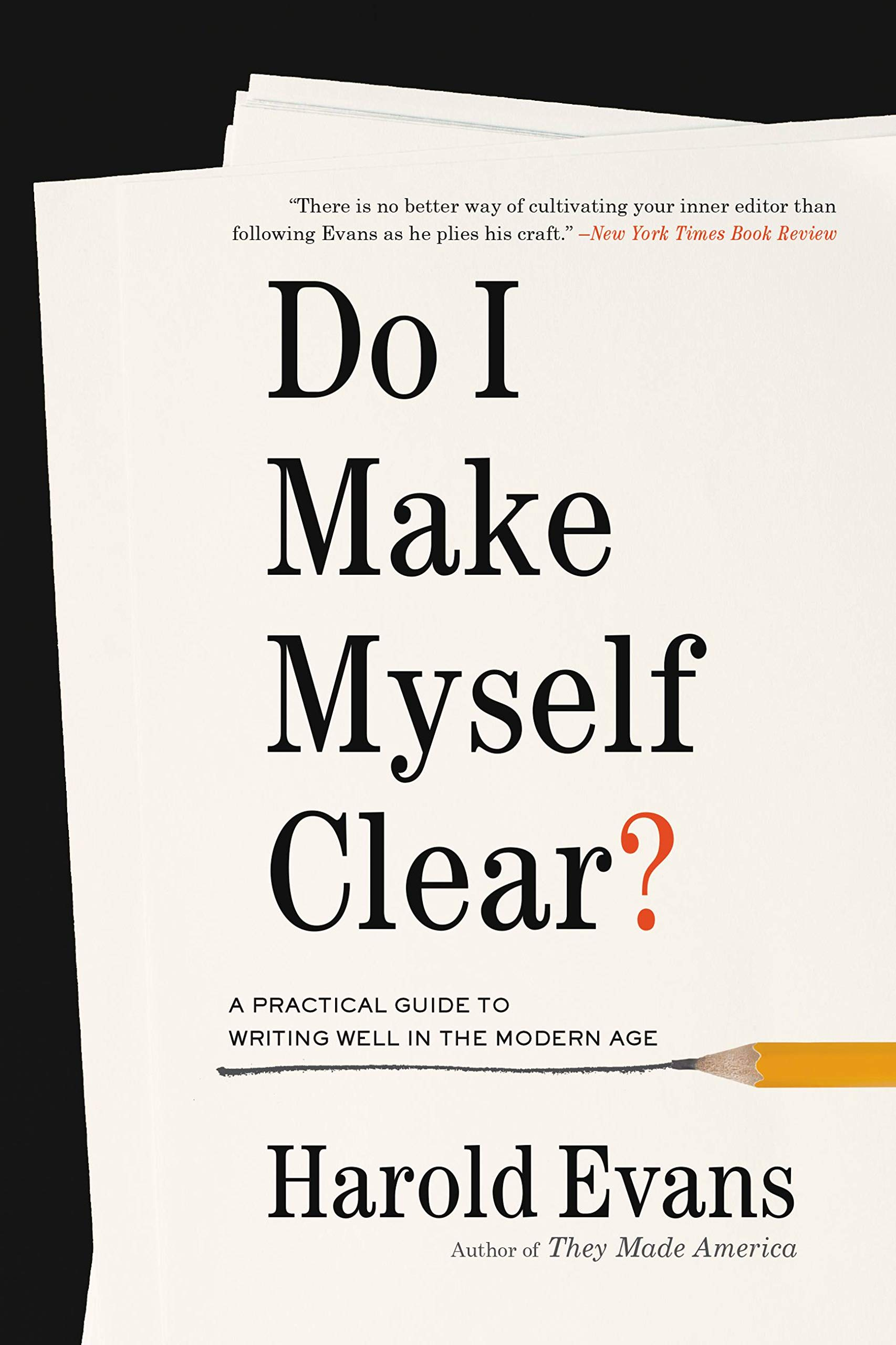 The cover of Do I Make Myself Clear?