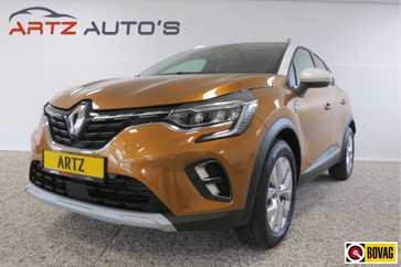 Renault Captur 1.3 TCe INTENS 130 PK   AUTOMAAT   NAVI   ECC   PRIVACY   EASY LINK