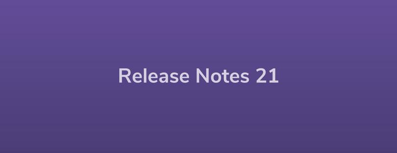 Esper Release Notes – DevRel 21